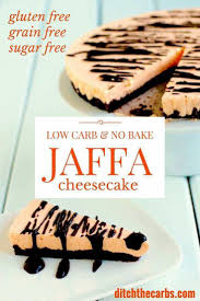 Libbys Pumpkin Cheesecake Kit Instructions by Low Carb No Bake Jaffa Cheesecake With Options For Sweeteners