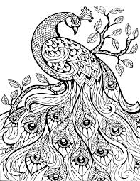 Hard Unicorn Coloring Pages Zen Art Free Printable For Adults Only Image