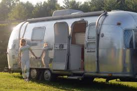 100 Vintage Airstream Trailer For Sale A 1972 Is Transformed Into A Brooklynites