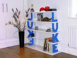 decorative nursery shelves storage ideas
