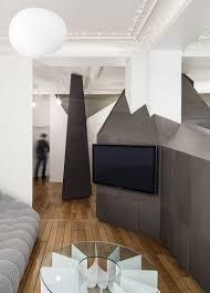100 Parisian Interior A Small Apartment With Ingenious Design