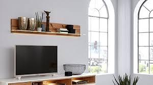 interliving wohnzimmer serie 2102 wandregal 617 mit beleuchtung