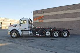 100 Small Roll Off Trucks For Sale Peterbilt 567 In Cleveland OH Used On Buysellsearch