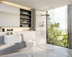 Scandinavian Bathroom Design Ideas With White Color Shade ... 10 Small Bathroom Ideas On A Budget Victorian Plumbing Bathroom Modern Black Contemporary Wall Tiles Bath Design Lovely Rustic Images Showers Latest Designs New 42 Amazing Homewowdecor Bathrooms Hgtv Perth 45 Cool Remodel Karganhousecom Contemporary Bathrooms Modern Ideas