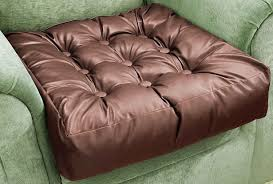 Faux Leather Booster Cushion Brown: Amazon.co.uk: Kitchen & Home Booster Cushion Cream Plain House Textiles Damart Cotton Armchair Sage Green Homcapes Adult Seat Chair Suppliers And Comfort Pads Ikea Ding Chairs Hayneedle For Faux Leather Brown Amazoncouk Kitchen Home Suede Back Rest Lumbar Support Wine Childrens Full Cushions Room Uk Imposing