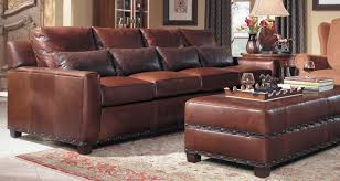 Stickley Audi Leather Sofa by Outstanding Stickley Leather Sofa Tsrieb Com