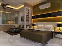Bedroom 3d Design Enchanting Decor Interior Idfabriek Com Alluring