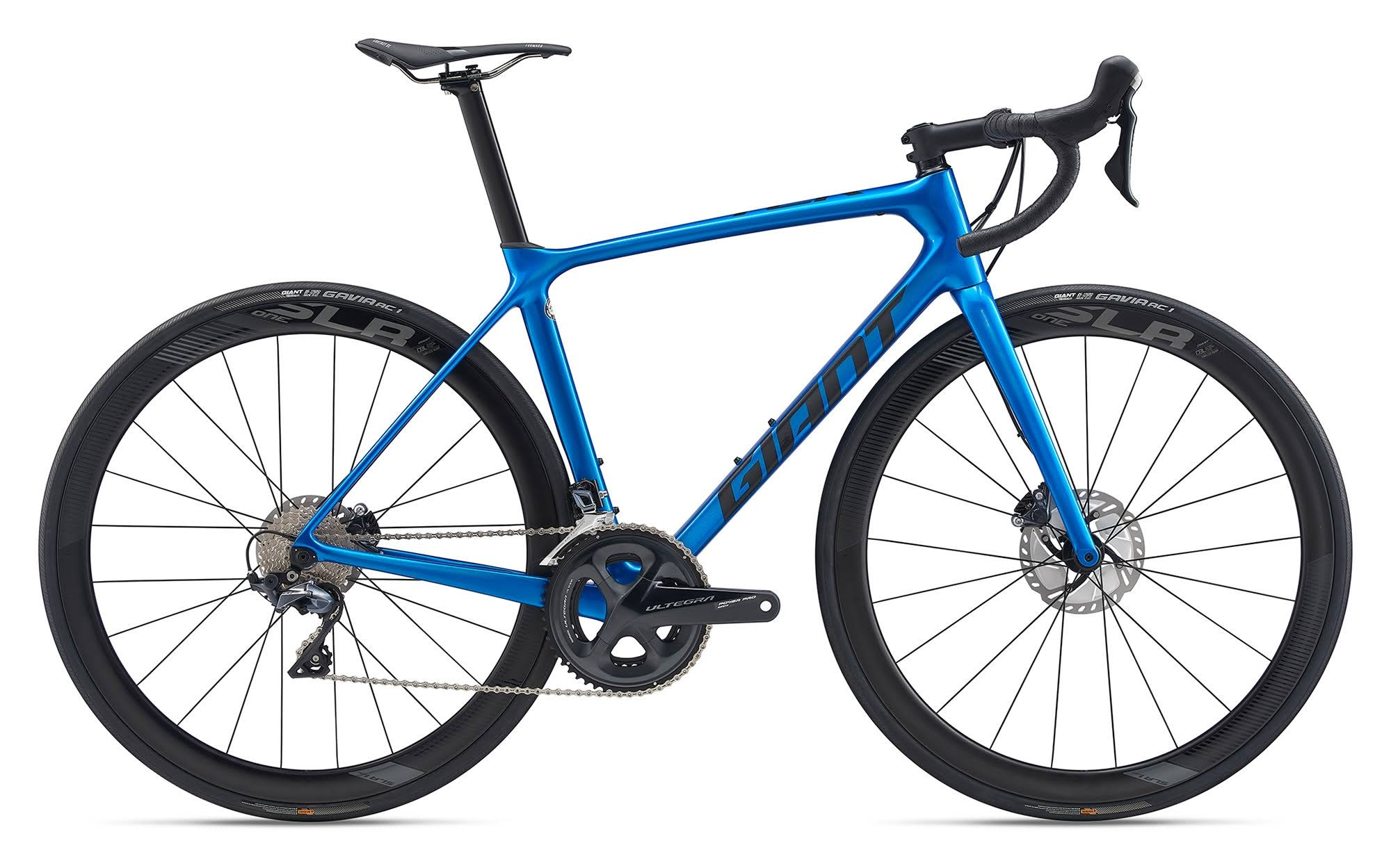 Giant TCR Advanced Pro 2 Disc 2020 - Road Bike
