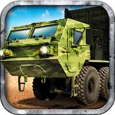 Army Trucker Parking Simulator - Realistic 3D Military Truck Driver ...