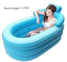 Portable Bathtub For Adults Australia by Amazon Com Spa Inflatable Bath Tub Home Improvement