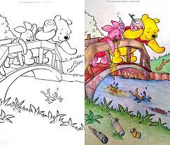 Image Via Coloring Book Corruptions