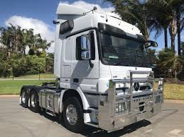 100 White Trucks For Sale 2015 MercedesBenz 2655 Actros For Sale In Regency