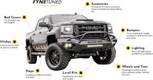 100 Truck Accessories.com Accessories FyneTuned