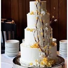 Wedding Cakes With Twigs