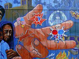 Balmy Alley Murals Mission District by 211 Best Mural Inspiration Images On Pinterest Murals East Side
