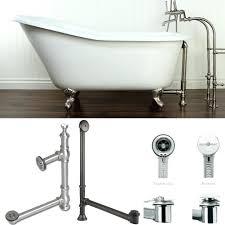 Home Depot Bathtub Drain by Chrome Tub Drain Kit Home Depot U2013 Speaktruth Info