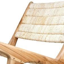 Cool Teak Lounge Chair Cover – Pushchair ...