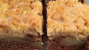 russischer birnenkuchen