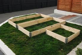 Building Raised Ve able Garden Beds Plans