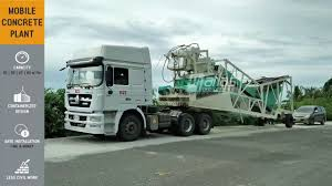 100 Concrete Truck Capacity Pin By Atlas Industries On Mobile Concrete Plant With Twin