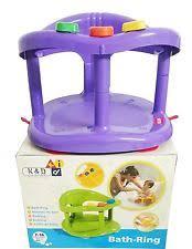 keter original baby bath ring seat tub anti slip infant help