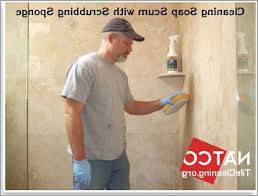how to clean soap scum from ceramic tile shower for sale design troo
