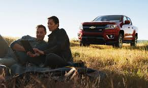 2018 Chevrolet Colorado Catalog