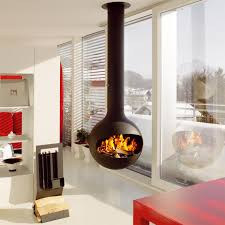 Modern Indoor And Outdoor Frameless Fireplaces Flare