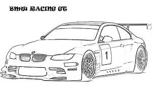 Race Car Off Road Coloring Page