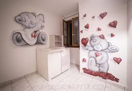 stickers ours chambre bébé enchanteur chambre bébé ourson avec ourson chambre baba evan