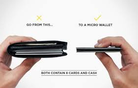 100 Millimeter Design The Micro Wallet Precise Down To The Micromillimeter