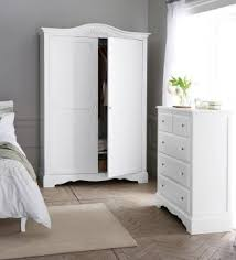IsabellaR White Painted Standard Chest From Next