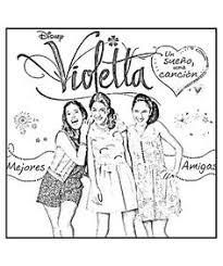Violetta Francesca Camilla BFFs Disney ChannelCanal
