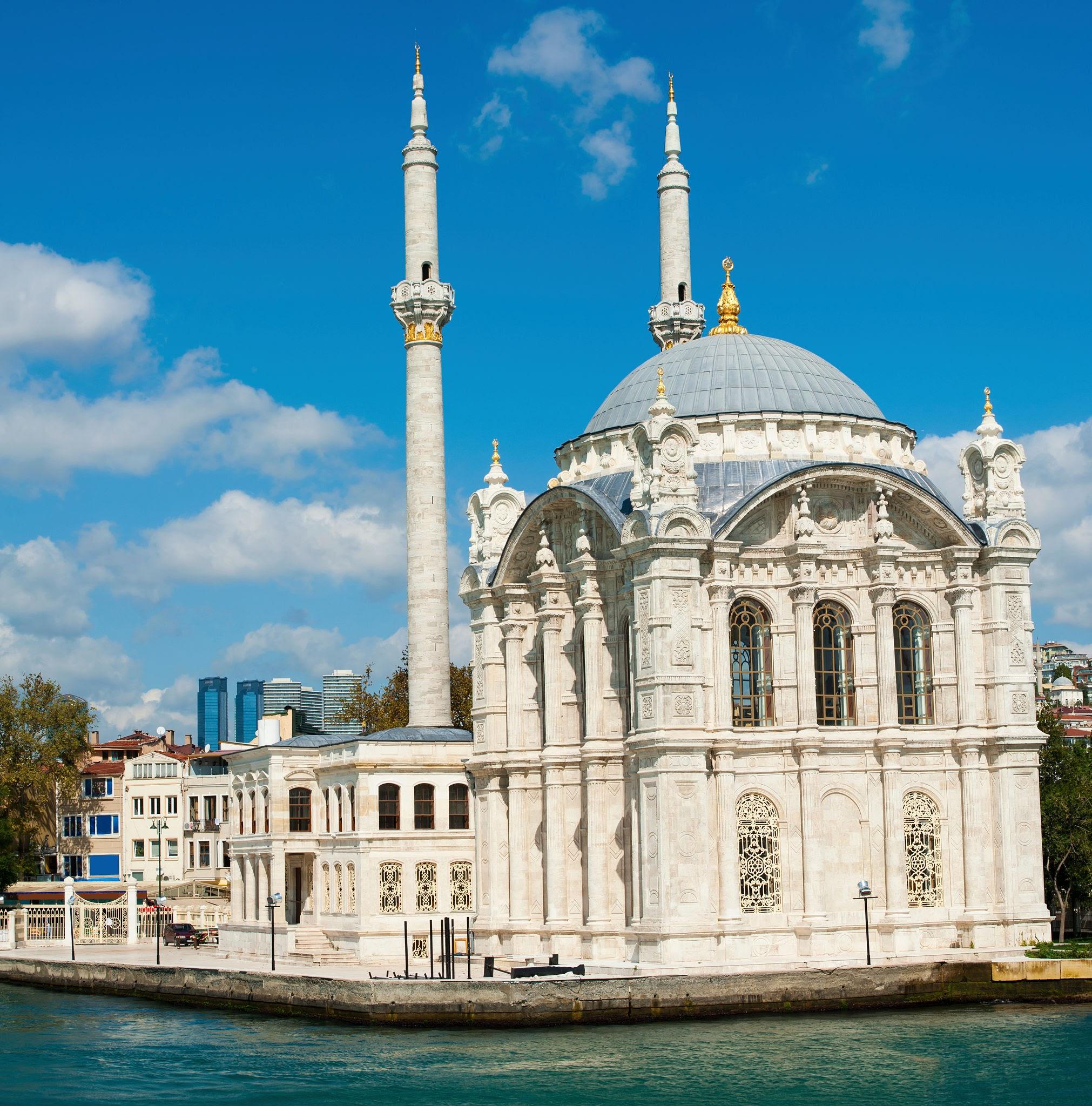 Büyük Mecidiye Mosque (Ortaköy Mosque)