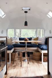100 Inside Airstream Trailer Real Women Report This Couple Quit Their Jobs To Renovate