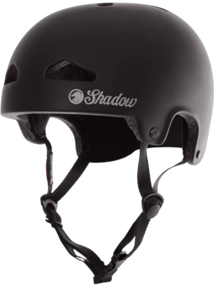 Shadow Featherweight Helmet - Matt Black, X-Large