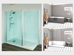 badewannenumbau alte wanne zur neuen dusche nullbarriere