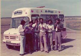 100 Rupert Grint Ice Cream Truck My Father And His Friends 1971 Enjoying An Ice Cream In The