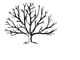 Simple Bare Tree Clipart ClipartXtras