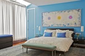 Rv Jackknife Sofa Sheets Scandlecandle by Monochromatic Blue Bedroom Scandlecandle Com