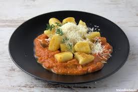 gnocchi mit auberginen tomaten sauce nach christian rach