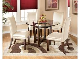 Charrell 5 Piece Round Dining Table Set Madison County Ding Table Set With Extension Tamilo Ding Room Chair Ashley Fniture Homestore Pin On Ding Tables And Chairs Most Regard Set Cushions Chairs Comfortable Wat Indoor Covers Black Modern Mhattan Comfort York 5piece Solid Wood With 1 Table 4 540 Area Tile Wooden Patings Decorative Giantex 5 Piece Upholstered Mid Century Apartment Linen Fabric Cushioned Seats Large Amazing Brie Hooker Hill Country