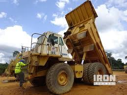 100 End Dump Truck 2006 Unverified Caterpillar 773E OffRoad In Ocana