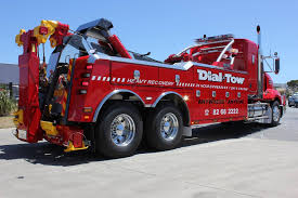 100 Kenworth Tow Truck KENWORTH T409 97 TON Dial A