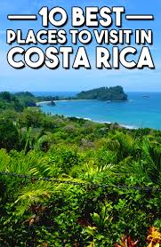 Costa Rica Is A Fascinating Country Known For Its Arenal Volcano Pristine Beaches Extraordinary National Parks World Renowned Eco Lodges