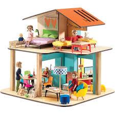 puppenhaus kinderzimmer