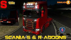 SCANIA S & R ADDONS [1.30x] - SiMoN3 ETS2 (+download) - YouTube Truck Design Addons For Euro Simulator 2 App Ranking And Store Mercedesbenz 24 Tankpool Racing Truck 2015 Addon Animated Pickup Add Ons Elegant American Trucks Bam Dickeys Body Shop Donates 3k Worth Of Addons To Dogie Days Kenworth W900 Long Remix Fixes Tuning Gamesmodsnet St14 Maz 7310 Scania Rs V114 Mod Ets 4 Series Addon Rjl Scanias V223 131 21062018 Equipment Spotlight Aero Smooth Airflow Boost Fuel Economy Schumis Lowdeck Mods Tuning Addons For Dlc Cabin V25 Ets2 Interiors Legendary 50kaddons V22 130x Mods Truck