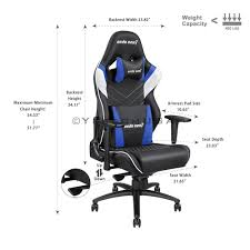 Anda Seat 3D Arms Gaming Chair Highback Ergonomic Pillow Cushion AD4XL Ace Bayou X Rocker 5127401 Nordic Gaming Performance Waleaf Chair Best In 2019 Ergonomics Comfort Durability Chair Curve Xbox Ps Whitehall Bristol Gumtree Those Ugly Racingstyle Chairs Are So Dang Merax Office High Back Computer Desk Adjustable Swivel Folding Racing With Lumbar Support And Headrest Ac Adapter For Game 51231 Power Supply Cord Charger Ranger Series White Akracing Masters Pro Luxury Xl Akprowt Ac220 Air Rgb