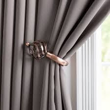 Antler Curtain Tie Backs by Curtain Tie Backs Target