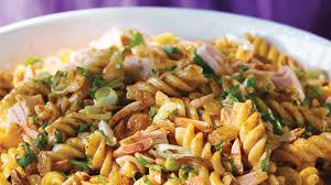 salade crémeuse de pâtes et de thon au cari sobeys inc